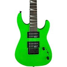 JS1X Dinky Minion Electric Guitar Neon Green