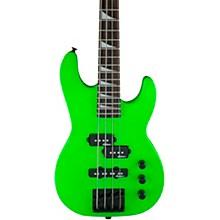 JS1X Minion Concert Electric Bass Guitar Neon Green
