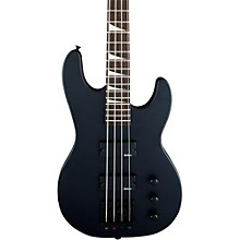 JS2 JS Series Concert Electric Bass Guitar Satin Black