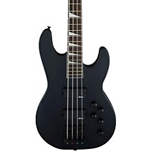 JS3 JS Series Concert Electric Bass Guitar Satin Black