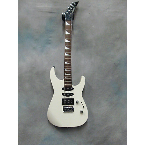 Jackson JS32 Dinky White Solid Body Electric Guitar