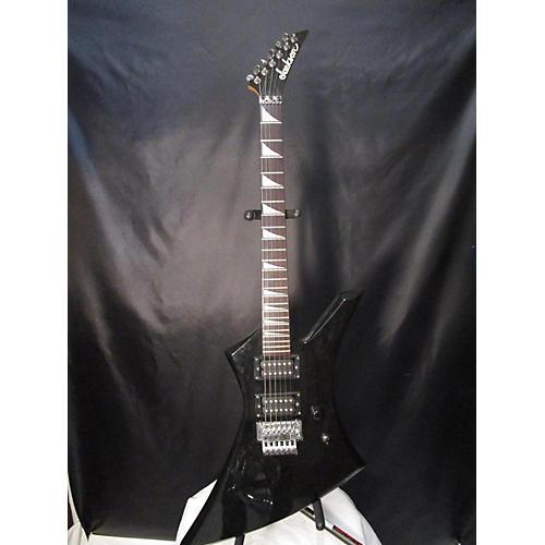 used jackson js32t kelly solid body electric guitar black guitar center. Black Bedroom Furniture Sets. Home Design Ideas