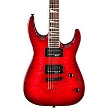 Jackson JS32TQ Dinky DKA Quilt Maple Top Electric Guitar Level 1 Transparent Red