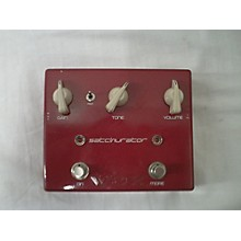 Vox JSDS Joe Satriani Satchurator Distortion Effect Pedal