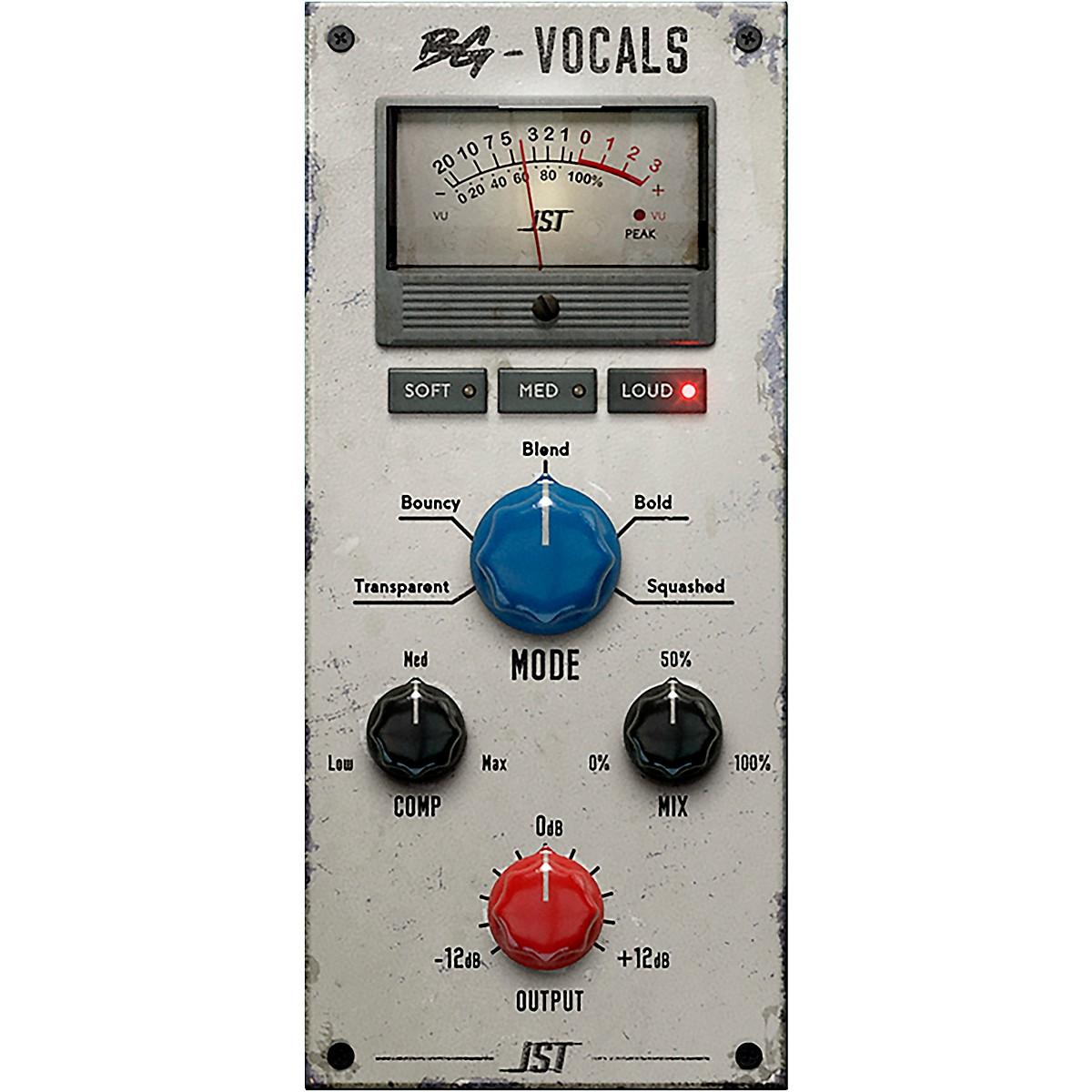 Joey Sturgis Tones JST Bus Glue Vocals