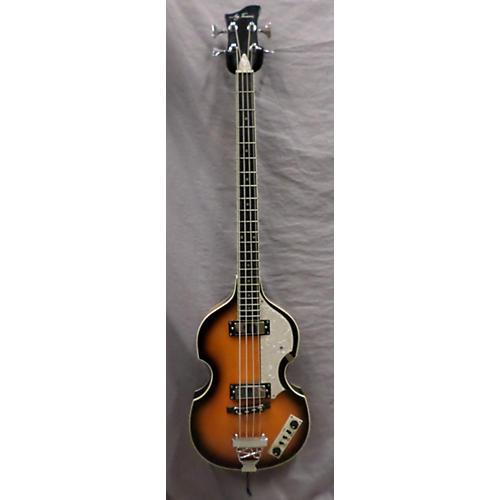 Jay Turser JTB2BVS Violin Bass Electric Bass Guitar