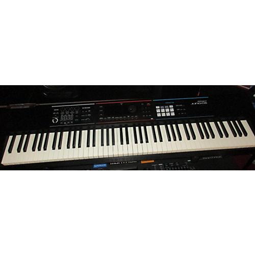 used roland juno ds 88 keyboard workstation guitar center. Black Bedroom Furniture Sets. Home Design Ideas