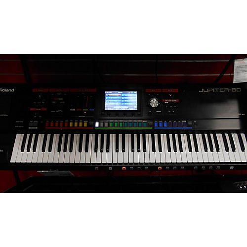 Roland JUPITER-80 Portable Keyboard