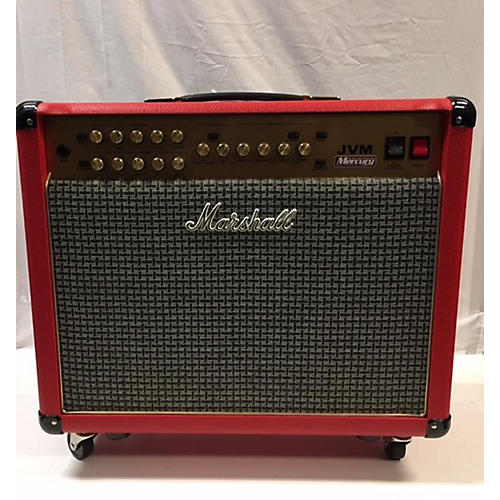 used marshall jvm215c 50w 1x12 tattoo tube guitar combo amp guitar center. Black Bedroom Furniture Sets. Home Design Ideas