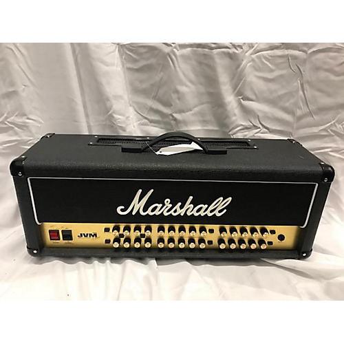 used marshall jvm410h 100w tube guitar amp head guitar center. Black Bedroom Furniture Sets. Home Design Ideas