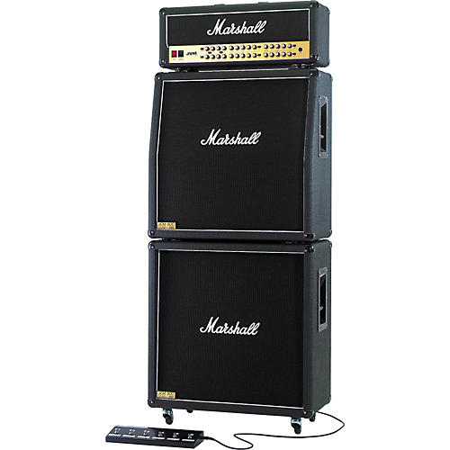Marshall JVM410H, 1960AC, and 1960BC Full Stack