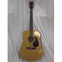 Burswood JW41F Acoustic Guitar