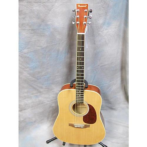 Burswood JW41F Natural Acoustic Guitar