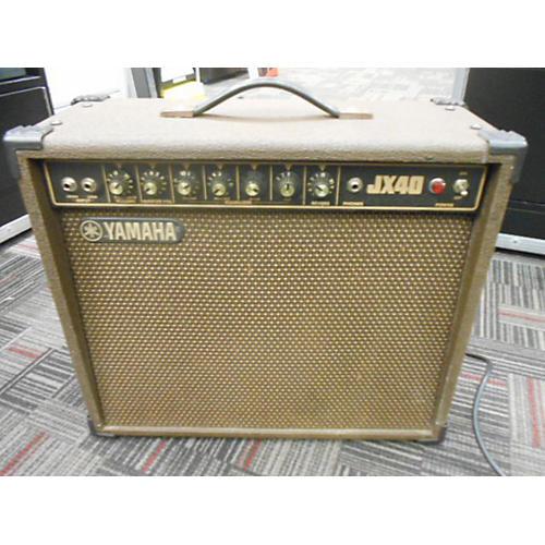 used yamaha jx40 guitar combo amp guitar center. Black Bedroom Furniture Sets. Home Design Ideas