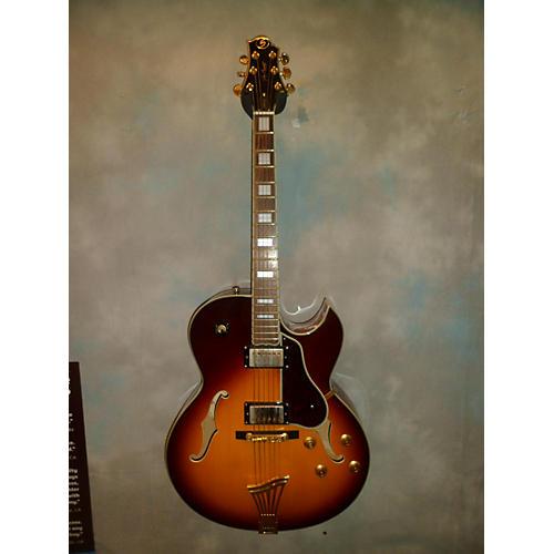 used greg bennett design by samick jz 3 hollow body electric guitar guitar center. Black Bedroom Furniture Sets. Home Design Ideas