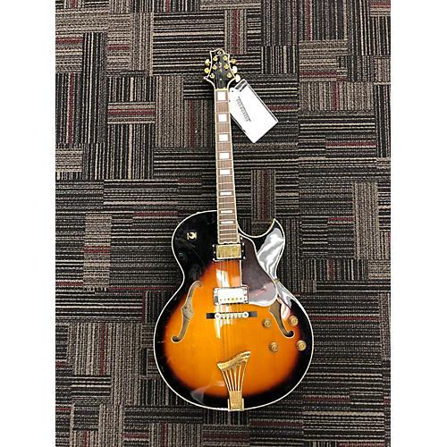 Greg Bennett Design by Samick JZ3/VS Hollow Body Guitar Hollow Body Electric Guitar