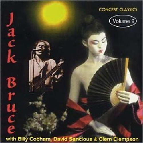 Alliance Jack Bruce - Concert Classics Vol 9