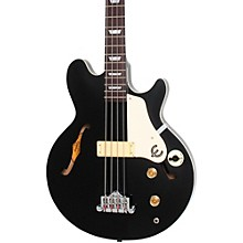 Jack Casady Signature Bass Guitar Ebony