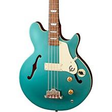 Jack Casady Signature Bass Guitar Faded Pelham Blue