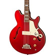 Jack Casady Signature Bass Guitar Sparkling Burgundy