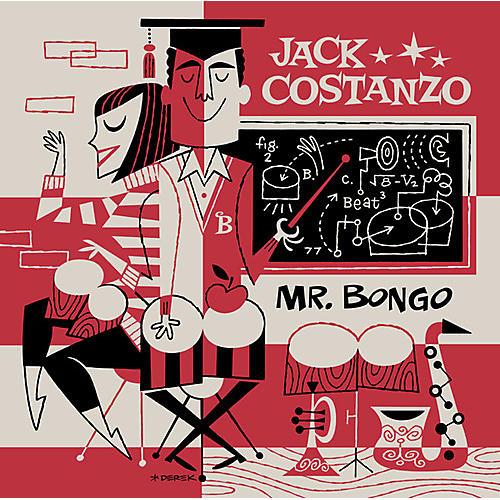 Alliance Jack Costanzo - Mr. Bongo