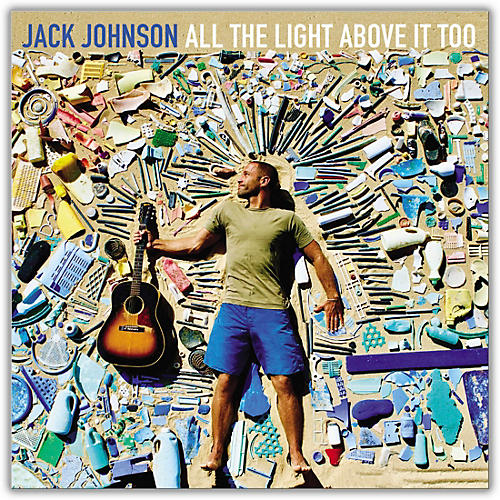 Universal Music Group Jack Johnson - All The Light Above It Too [LP]