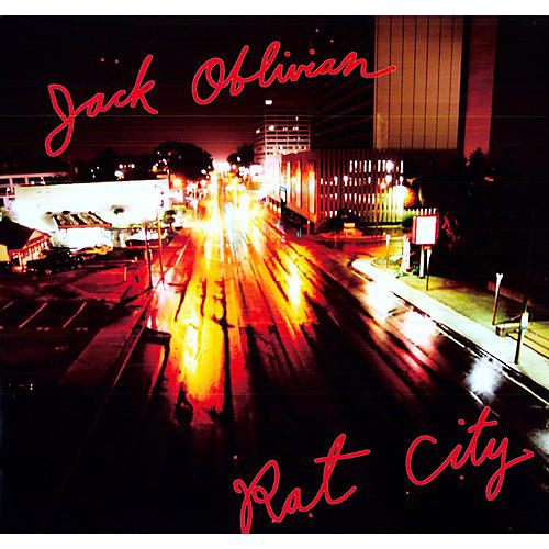 Alliance Jack Oblivian - Rat City