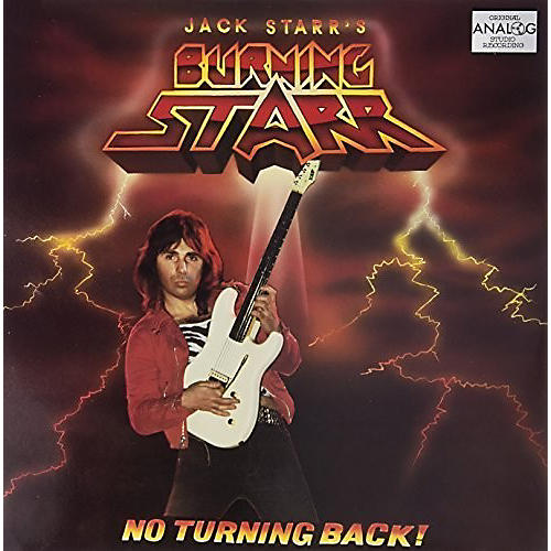Alliance Jack Starr's Burning Starr - No Turning Back