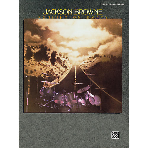 Alfred Jackson Browne: Running on Empty - Piano, Vocals, & Chords (Book)