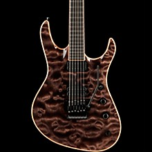 Jackson Jackson Chris Broderick Soloist electric guitar Transparent Black Ebony Fingerboard