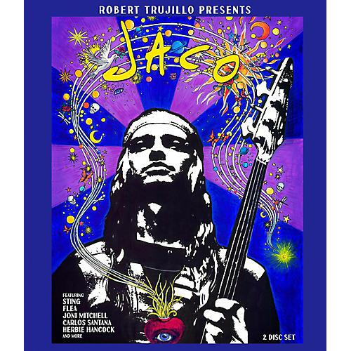 Iron Horse Jaco A film by Robert Trujilo DVD
