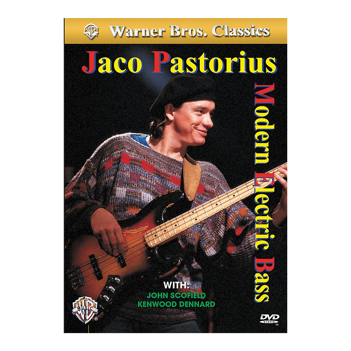 Alfred Jaco Pastorius - Modern Electric Bass DVD