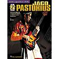 Hal Leonard Jaco Pastorius Bass Signature Licks Book with CD thumbnail