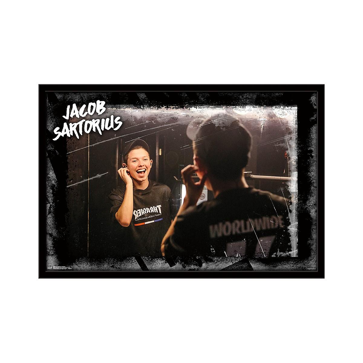 Trends International Jacob Sartorious - Backstage Poster