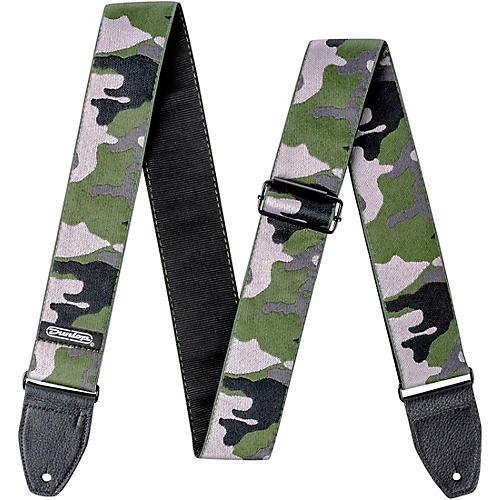 Dunlop Jacquard Ranger Green Strap