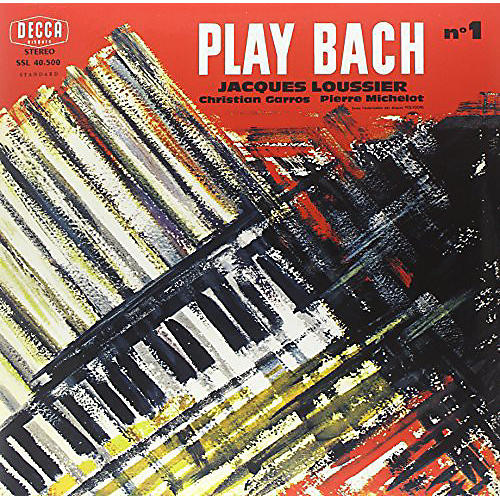 Alliance Jacques Loussier Trio - Play Bach 1