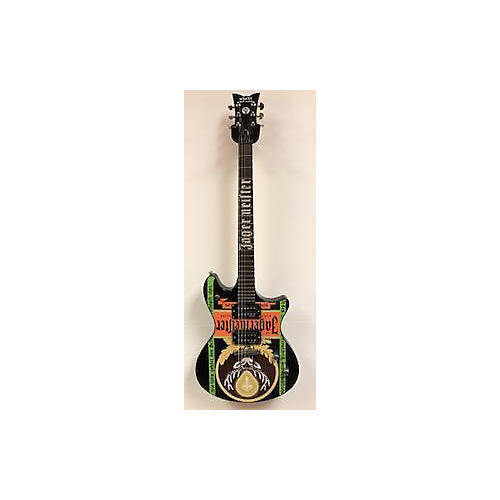 Schecter Guitar Research Jagermeister Solid Body Electric Guitar