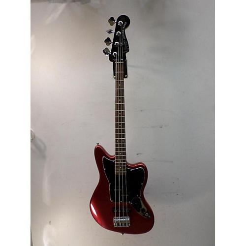 used fender jaguar bass electric bass guitar red guitar center. Black Bedroom Furniture Sets. Home Design Ideas