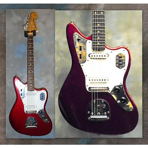 Fender Jaguar Road Worn Series Solid Body Electric Guitar