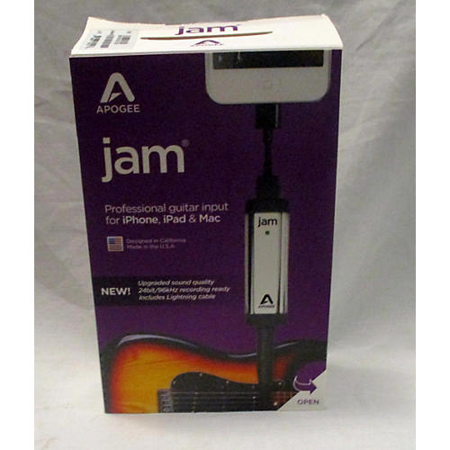 Apogee Jam Audio Interface