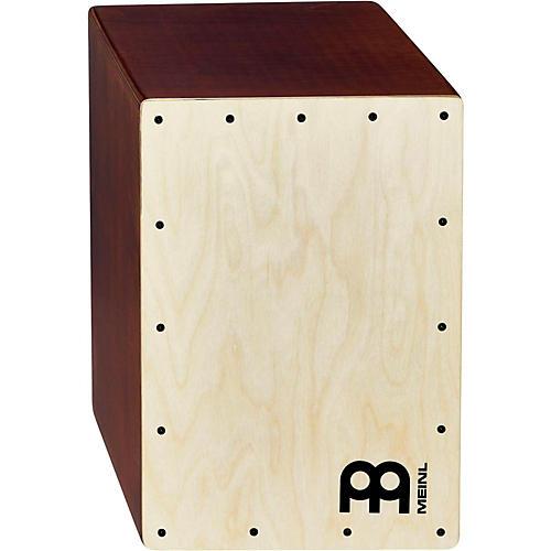 open box meinl jam cajon light brown guitar center. Black Bedroom Furniture Sets. Home Design Ideas
