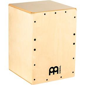 meinl jam cajon with baltic birch frontplate guitar center. Black Bedroom Furniture Sets. Home Design Ideas
