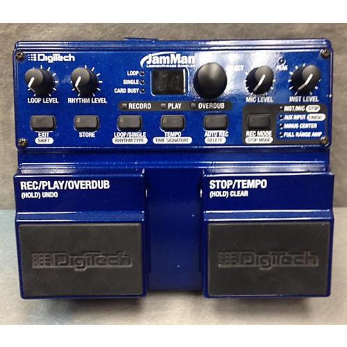 Digitech JamMan Looper / Phrase Sampler Pedal