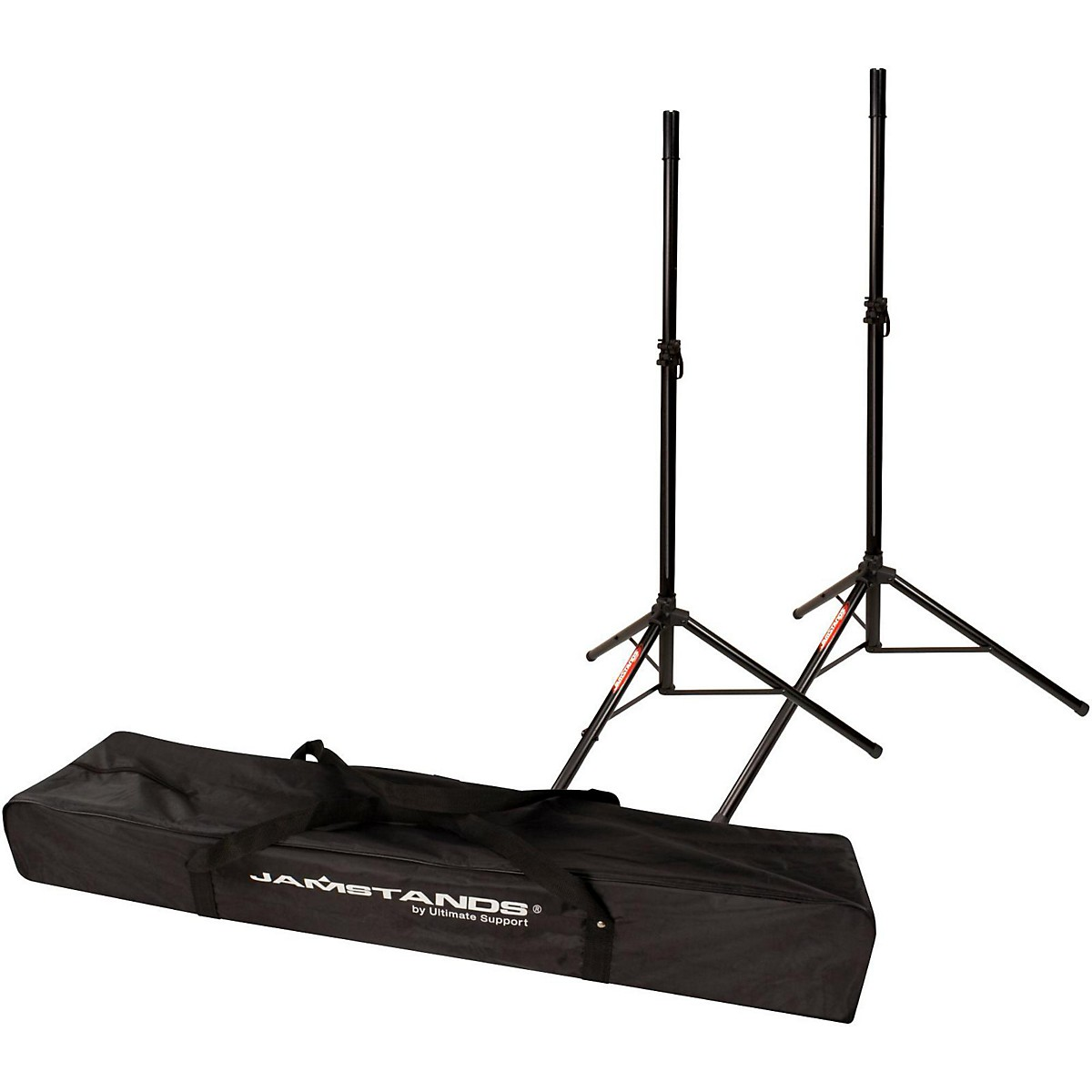 Ultimate Support JS-TS50-2 DJ Tripod Speaker Jamstand Speaker Stand Pair