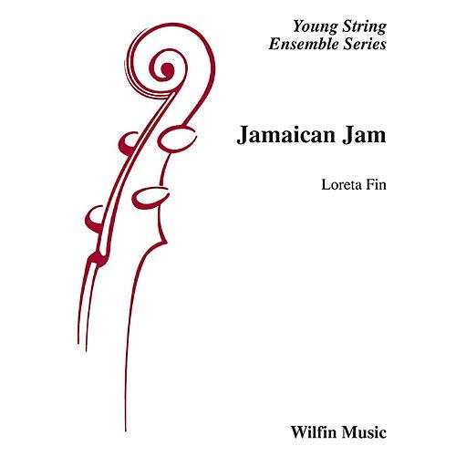 Alfred Jamaican Jam String Orchestra Grade 1.5-2 Set