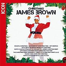 James Brown - Icon Christmas CD
