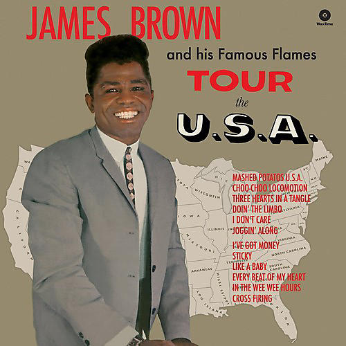 Alliance James Brown - Tour the U.S.A