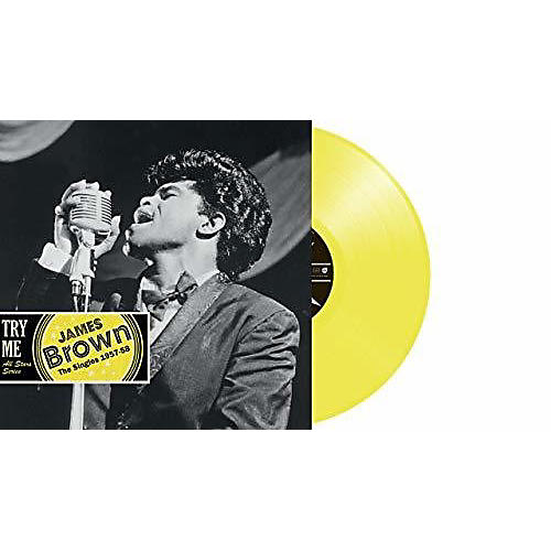 Alliance James Brown - Try Me: Selected Singles 1957-1958