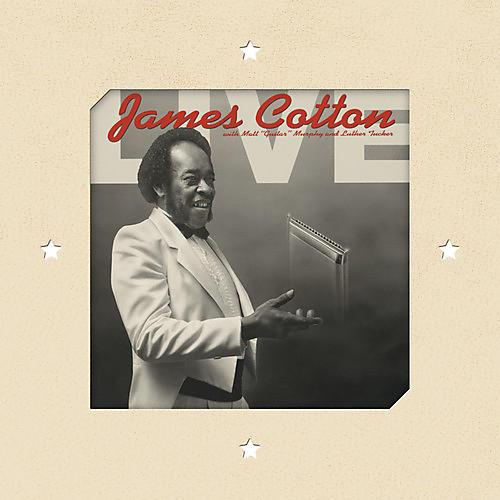 Alliance James Cotton - Live at Antone's Nightclub