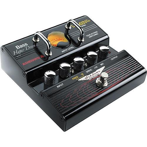 Ashdown James LoMenzo HyperDrive Distortion Bass Pedal